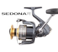 Shimano Sedona FE Ultralight Spinning Reel