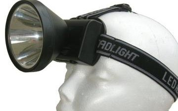 Crown, LLC CL100 Head Light