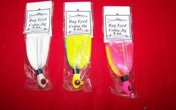 Jerry Holland Cobia jig