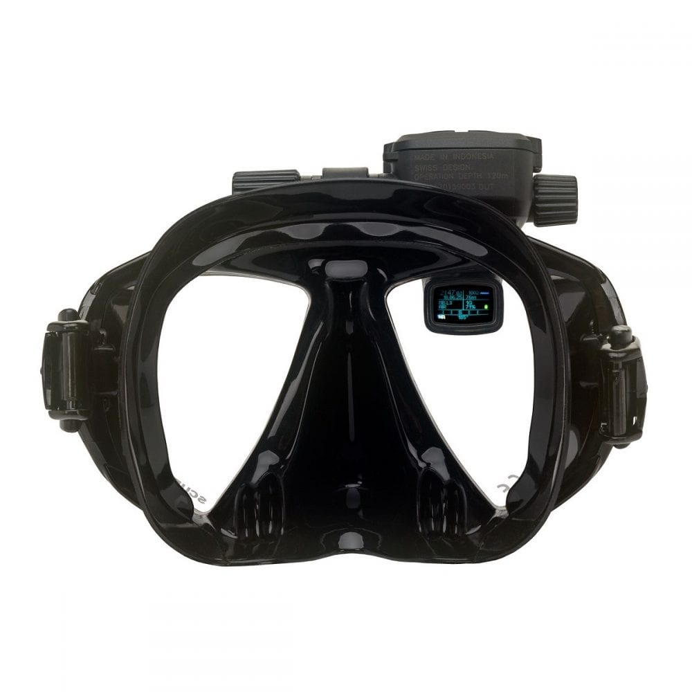 Scubapro Heads up Display